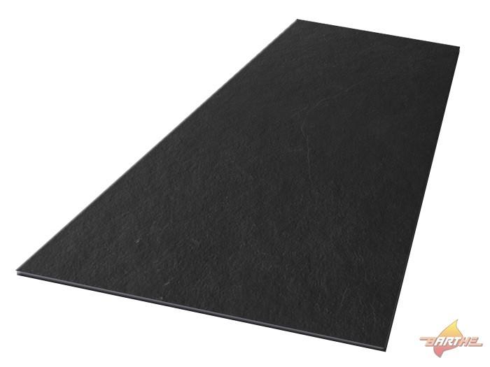 Carreaux d Ardoise Noire 1200x600x15mm