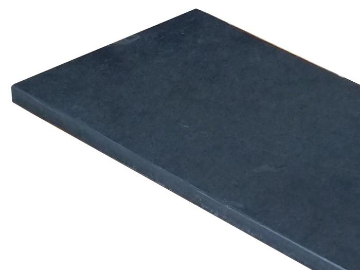 Dessus de Mur en Ardoise Noire 1300x300x20 mm