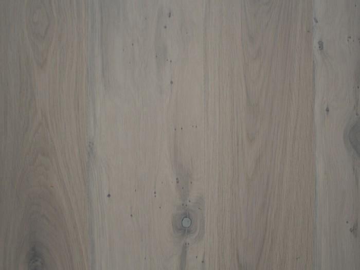 Chêne Contrecollés Brume en 14x140 mm long panachées