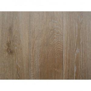 Chêne Contrecollés Terre de Sienne en 14x140 mm long panachées