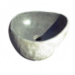 """Vasque """"Galet"""" Ø 400 x 150 mm"""
