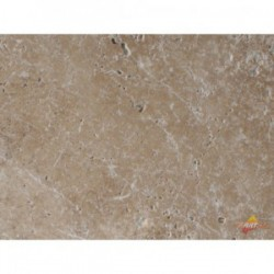 Dalle en Travertin Turc 900x600x15mm MIX (beige nuancé) 1er choix