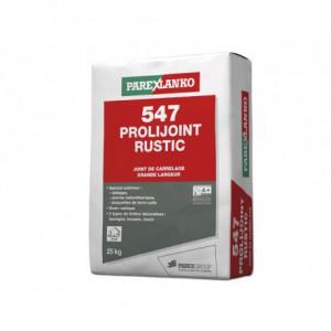Prolijoint Rustic Gris grande largeur de 6 à 50 mm