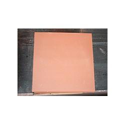 Carrelage lisse Rosé-Rouge 30x30x1.8 cm