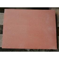 Carrelage lisse Rosé-Rouge 40x30x1.8 cm