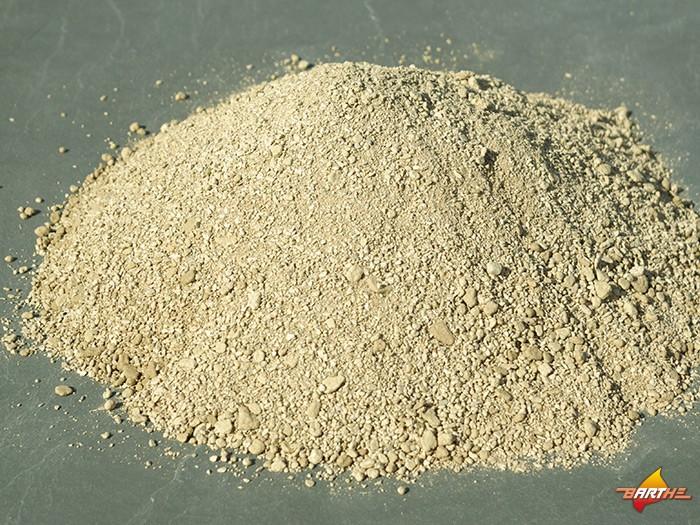 Enduit Terre / Terre Occitane sable rosé en big bag de 1000 kg