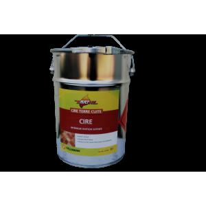 CIRE TERRA COTTA en bidon de 1 litre