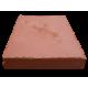 Brique foraine restauration 40x28x5cm Rosé-Rouge