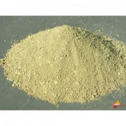 Enduit Terre / Terre Ocre Occitane sable jaune en sac de 25kg