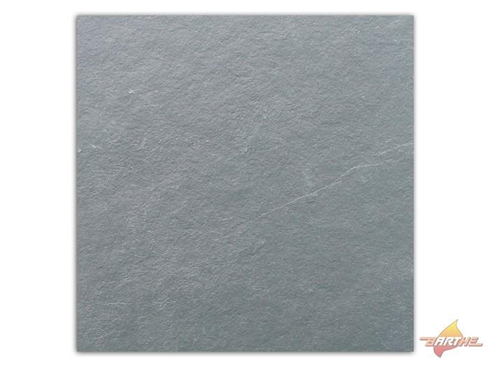 Carreaux d'Ardoise Gris vert 600x600x10 mm