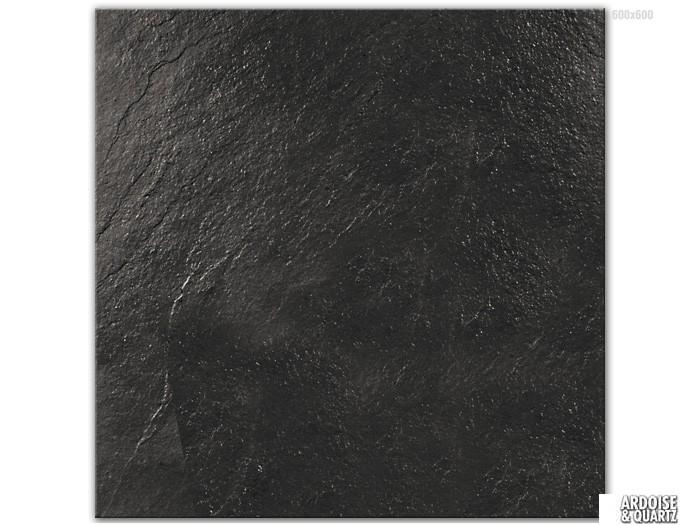Carreaux d Ardoise Noire 600x600x10mm